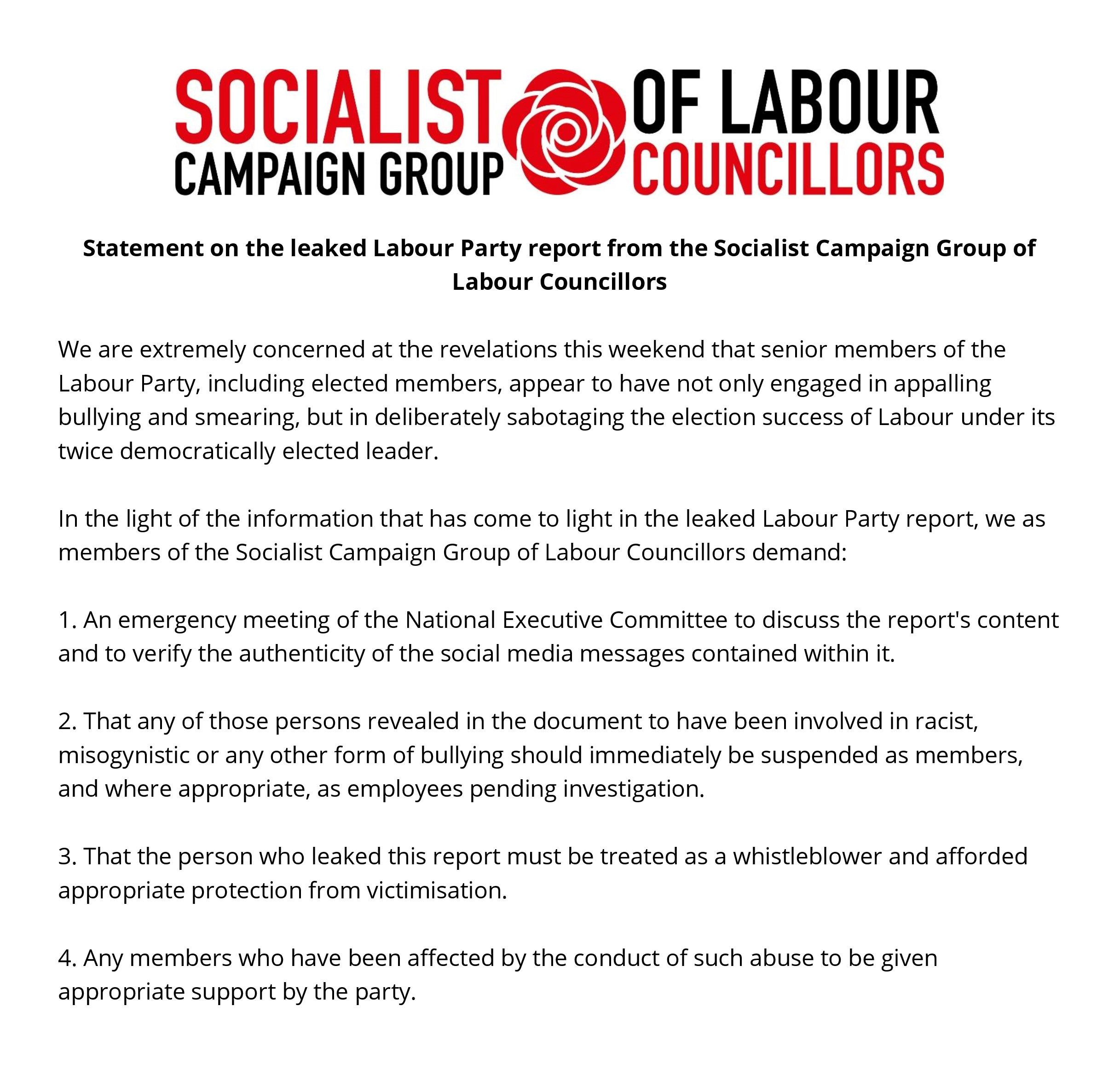 20200414 Statement on the leaked Labour Party report (Socialist Councillors)-page-001